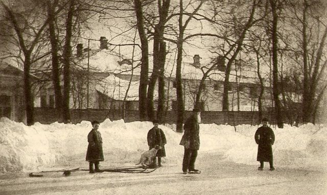 Skate Guard: From Yasnaya Polyana To The Zoological Gardens: Tolstoy's Skating Legacy