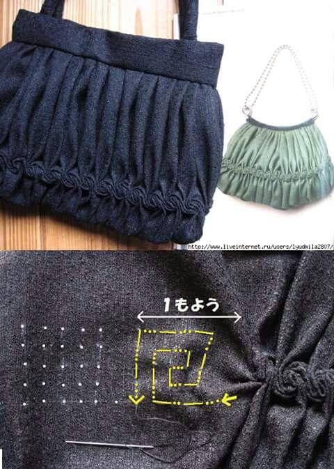 DIY puse fabric pattern, cute japanese style. Kawaii !