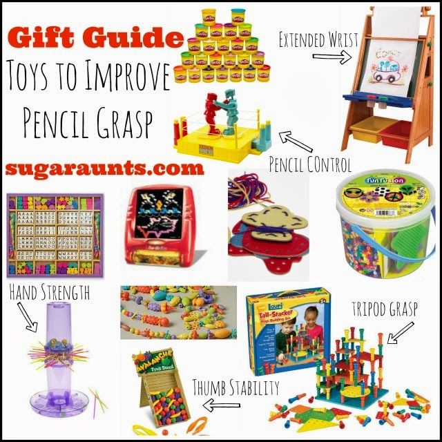 420 best writing center and playdough images on pinterest for Toys to improve motor skills