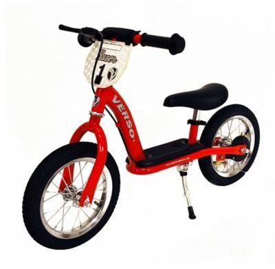 Kettler® 12-Inch Racer Balance Bike with Push Bar in Red