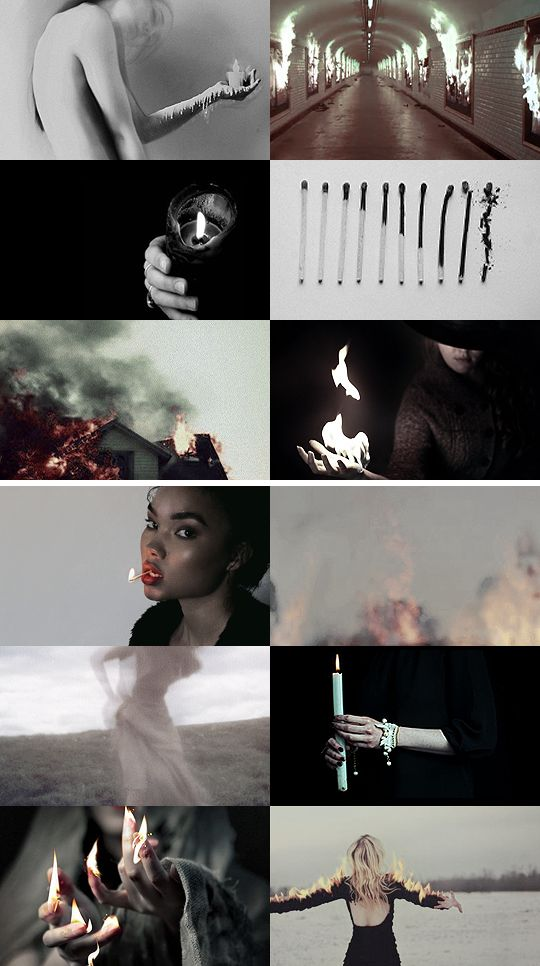 """WITCH AESTHETICS: FIRE:   """"She's mad but she's magic, there's no lie in her fire."""""""