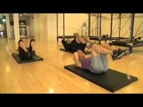 Tracy Anderson Abs Webisode