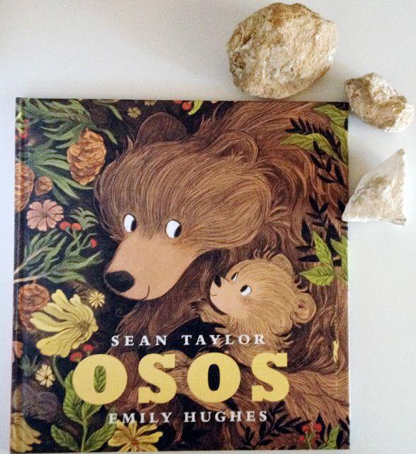 Osos, Sean Taylor y Emily Hughes. Libros de Zorro Rojo. 13,25€