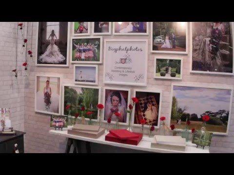 Bigphatphotos speeds up stand build at Bride: The Wedding Show Norfolk 2016