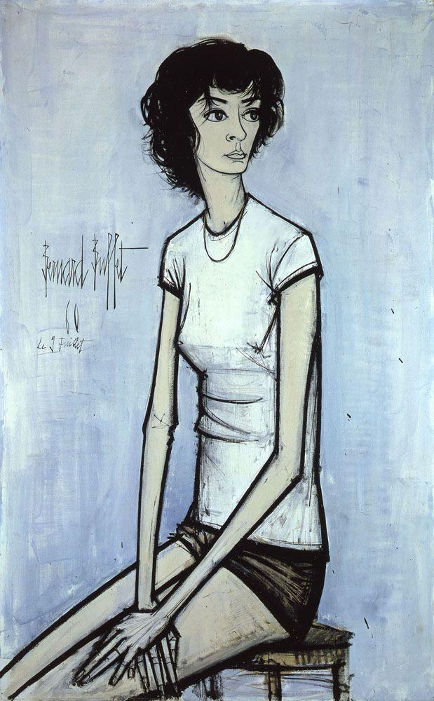 Annabel by Bernard Buffet