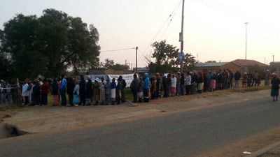 Polling stations have opened for the country's fifth democratic elections on Wednesday morning.  There are more than 22 000 voting stations across the country.  The National Joint Operational and Intelligence Structure has given the assurance that all security measures are in place to ensure a peaceful election.