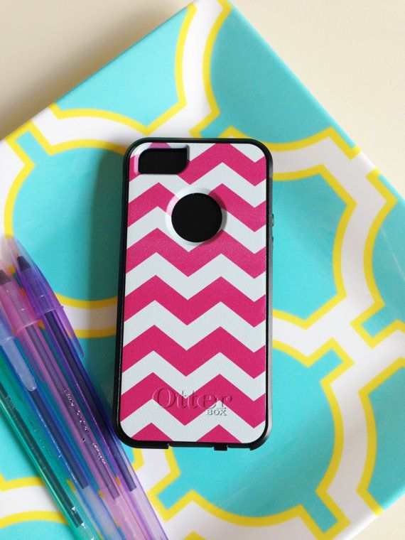 Chevron Otterbox iPhone 4/4s Case by AModernStyle on Etsy, $55.00