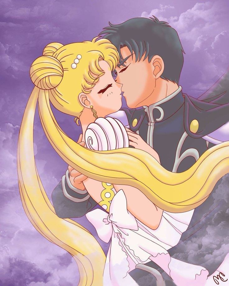 Serena and Darien images King Endymion and Neo-Queen Serenity HD ...