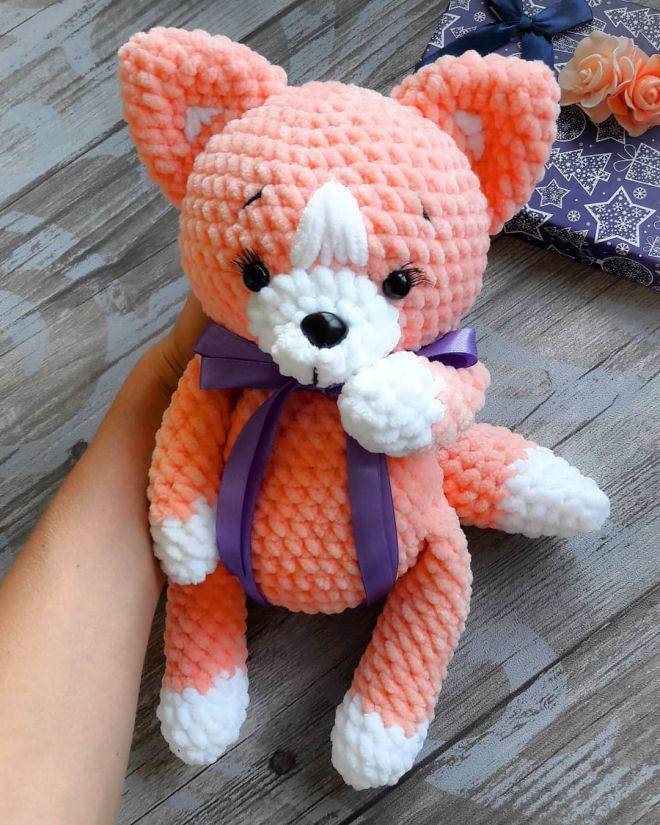 бесплатные схемы игрушек амигуруми малышам Amigurumi Crochet