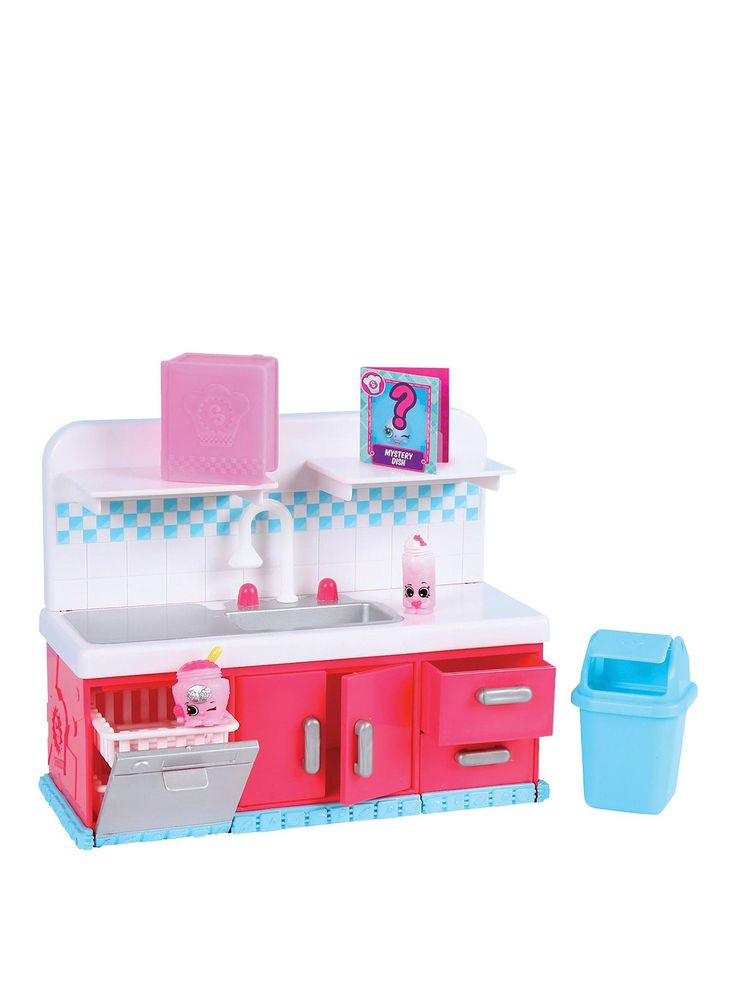 Shopkins Shopkins Chef Club Playset - Sparkle Clean Washer   very.co.uk