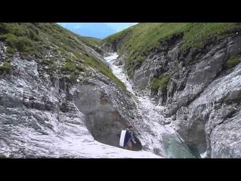 Canyoning Maliens (Graubünden) 2010 - YouTube