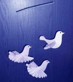 Кудейко Михаил | Летите, голуби! | Газета «Дошкольное образование» № 7/2008
