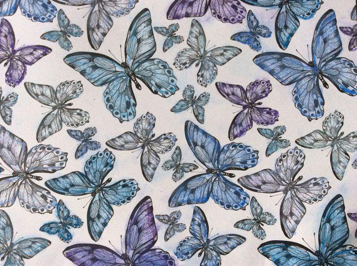 Vlinders.