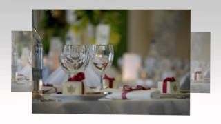 Hazlewood Castle wedding slideshow, Claire & Rob