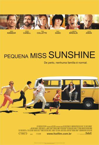 Miss Sunshine (my favorite!)