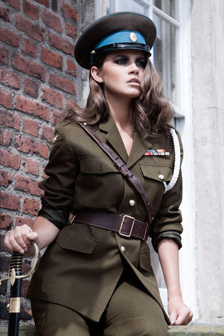 женская военная форма картинки для ряд