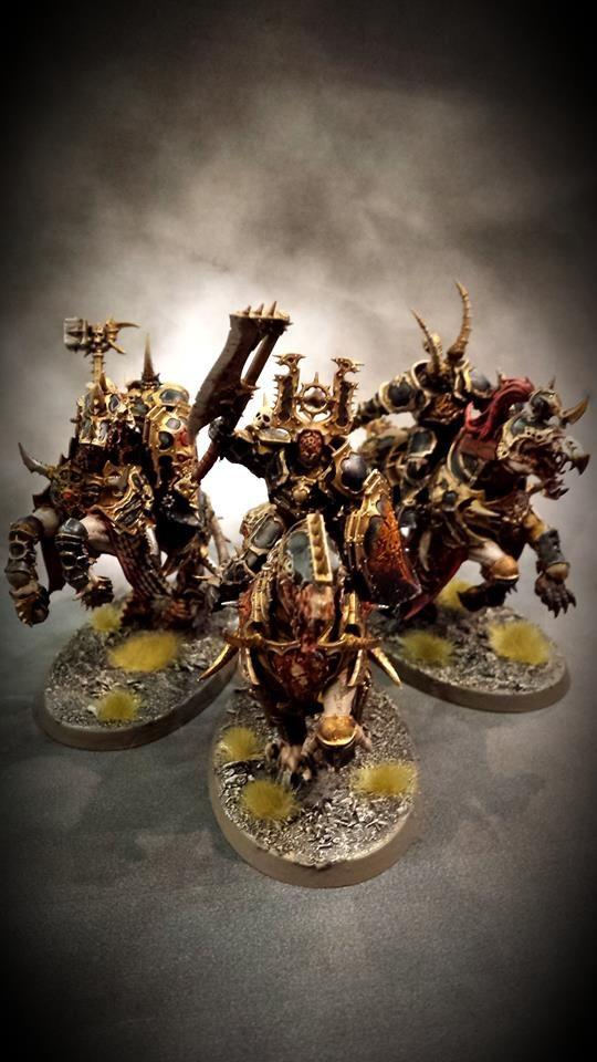 Everchosen Varanguards #warhammer #whfb #fantasy #battle #aos #ageofsigmar…
