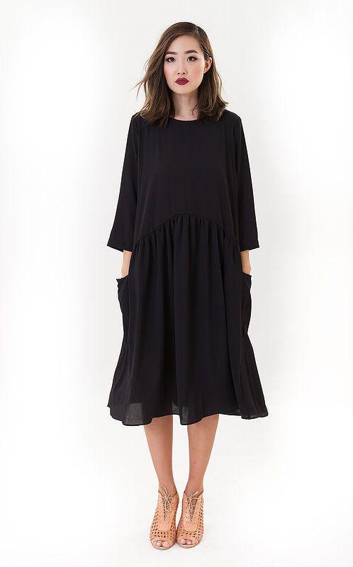 409 best ideas about The Modest Black Dress on Pinterest | Ralph ...