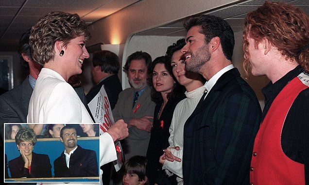 Princess Diana and George Michael held true superstar status and it was this empathy for how crazy their lives were that drew them to one another as the best of friends, says former chef Darren McGrady.