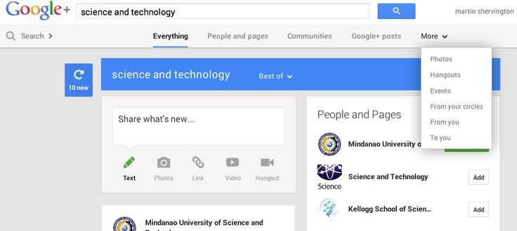 Google Plus is both a social destination and a social layer over Google's products and services.