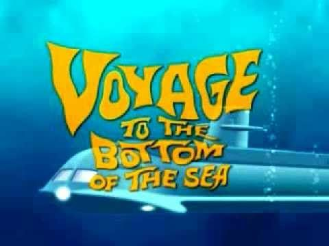 Theme Song to Voyage to the Bottom of the Sea - YouTube
