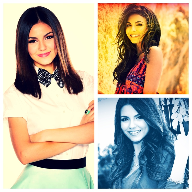 Victoria justice is awesome :)