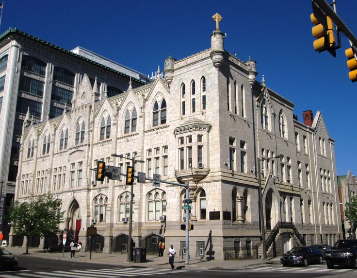 Roman Catholic High School - Wikipedia, the free encyclopedia, Hallahan's Brother School.