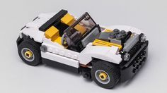 This is my 12th alternate from the vert versatile LEGO Creator 31046 Fast Car set. This time I've designed an open top hot rod using the pieces available in ...