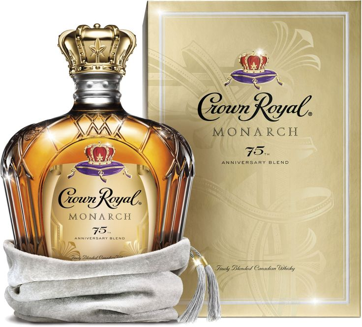 Crown Royal Monarch 75th Anniversary Whisky | @Caskers Have to give this a try.