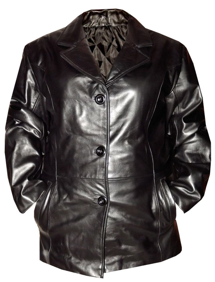 Lrg leather jacket