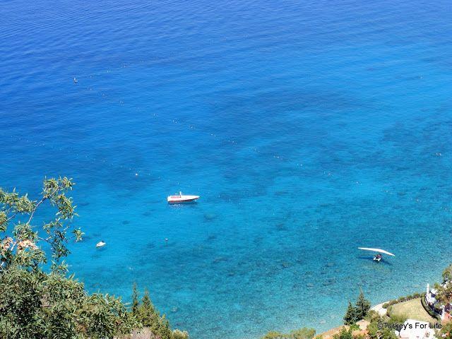 Blue Seas At #Ölüdeniz
