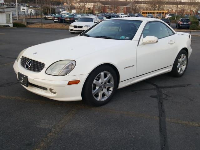 2004 Mercedes Benz Slk Slk 230 In 2020 Mercedes Benz Slk
