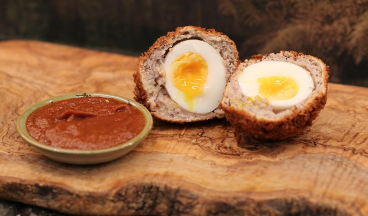 Rustic Pub Scotch Eggs