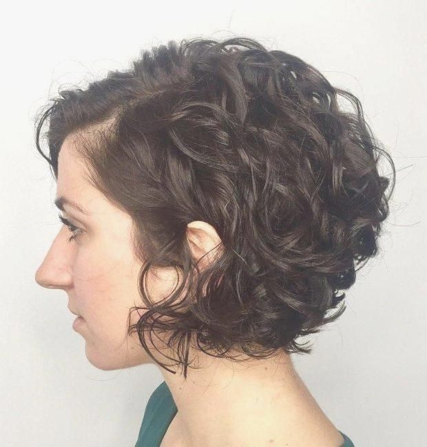 65 Verschiedene Versionen Der Curly Bob Frisur Bobcuthairstyles Bobshairstyl Frisuren Kurzh In 2020 Haarschnitt Fur Lockige Haare Haarschnitt Haarschnitt Kurz