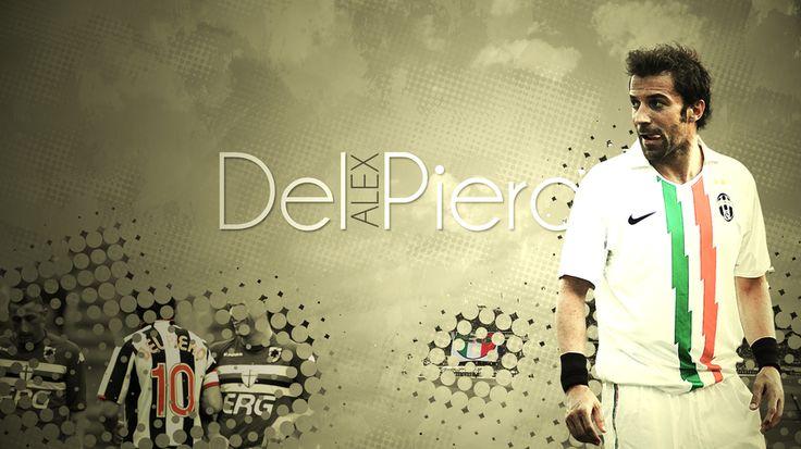 Alex Del Piero 1080p Wallpaper by Akio-CK on DeviantArt