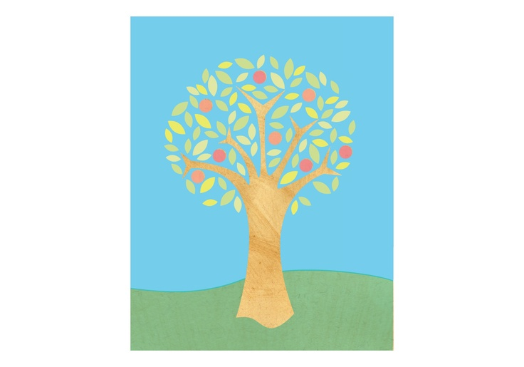 heidi franklin - fruit tree
