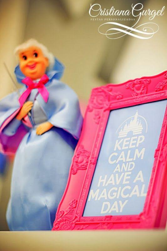 Uma das princesas mais lindas da Disney, quem nunca se apaixonou pela história da Cinderela? Que menina nunca sonhou em ser princesa por um...