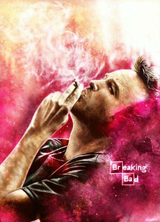 Jesse Pinkman chillin' / Breaking Bad