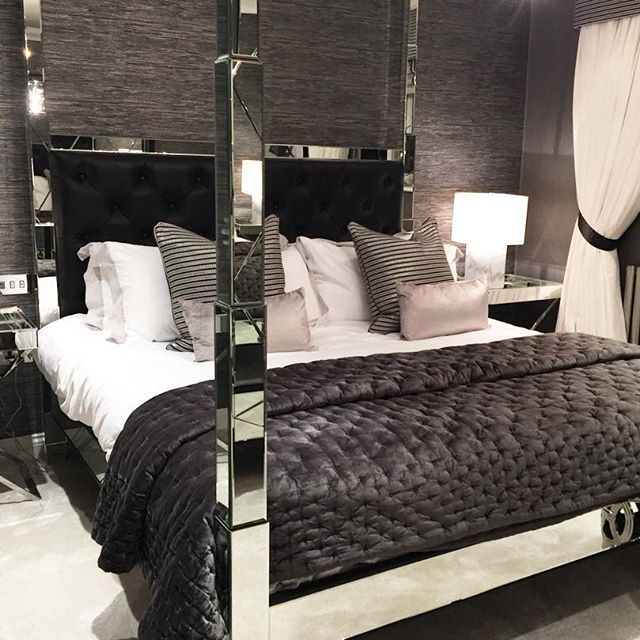 Best 25+ Mirror Headboard Ideas On Pinterest