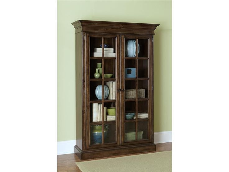Hillsdale Furniture 4860-899 Pine Island Large Library Cabinet
