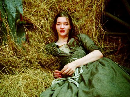 Behind the Scenes Photos | Pride & Prejudice (2005) with Talulah Riley as Mary Bennet