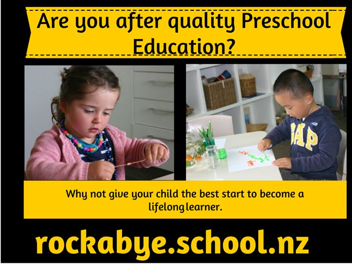 We are currently taking enrolments in our Preschool room for the middle of the year.  Contact us now to secure a place for your child.