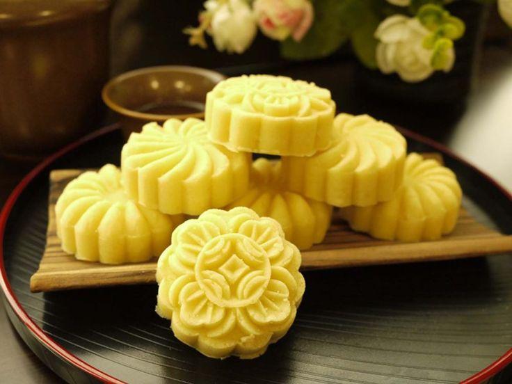 Chinese Moon Cake Recipe Youtube