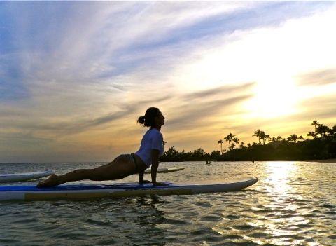 Best 25 Paddle Board Yoga Ideas On Pinterest Paddle