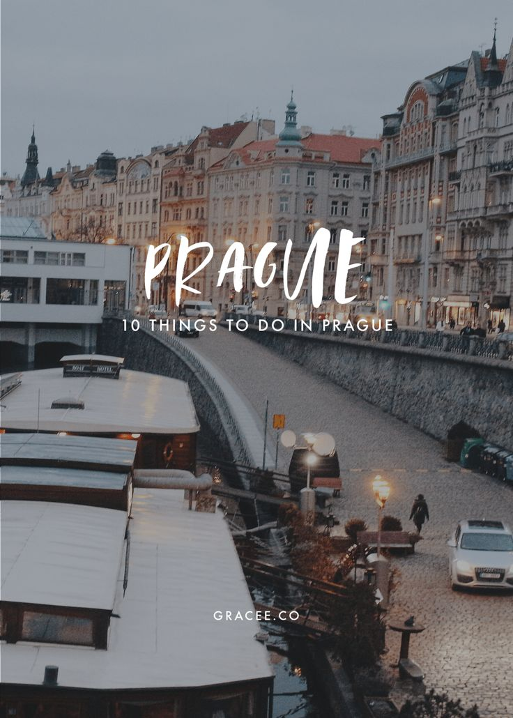10 Things You Must Do In Prague, Czech Republic. Here are the top things you must see when you visit Prague. Czech Republic which is also known as Czechia.
