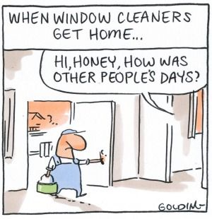 30 Best Window Cleaning Humor Images On Pinterest