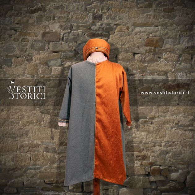 Vestiti Storici Vestiti Storici » Vestito Medievale Bambino [MF-MB122]