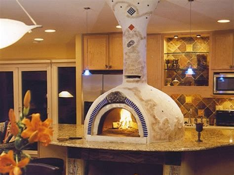 indoor gas pizza oven - How To Build A Safe Indoor Pizza ...