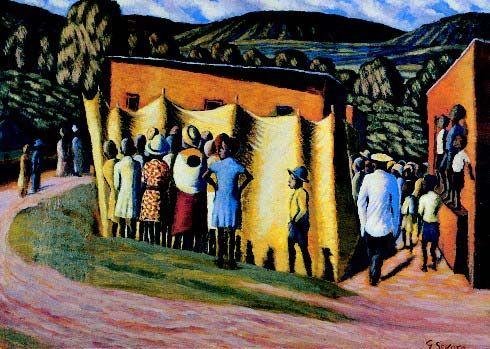 Visual Theory – Gerard Sekoto 1913 – 1993 | NLA Design and Visual Arts