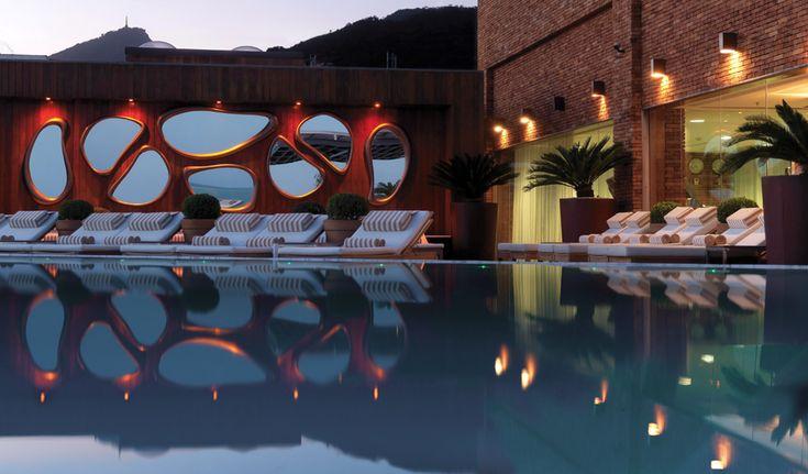 Hotel Fasano Rio une sofisticação, luxo e a vista dos sonhos para noivos exigentes e com bom gosto